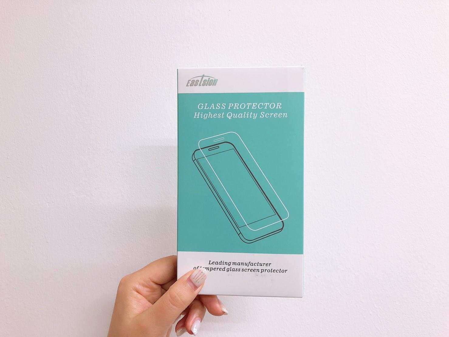 iPhoneガラスフィルムEastsion