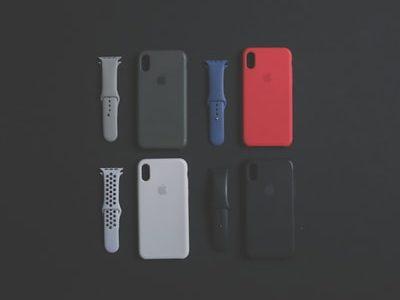 iPhone xの純正ケースが素敵!xsのケースも使えるよ